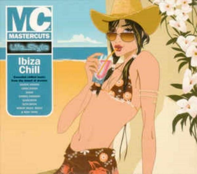 MASTERCUTS LIFE STYLE - IBIZA CHILL various (3X CD, compilation, box set, 2007)