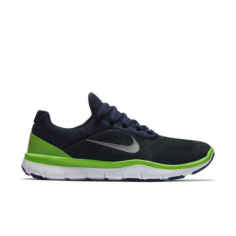 Men's New Authentic Nike Free V7 NFL Seahawks  shoes Sizes  11-12