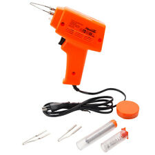 5PCS Professional 100W Soldering Iron Gun Welding Tool Kit 220V-240V Welder New