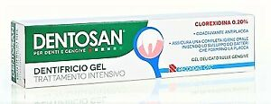 Dentosan Specialist Dentifrici Clorexidina Gel 0.20 da 75 ml