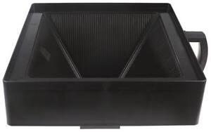 Filterpfanne-KU220-2-P-for-Bruhmaschine-Height-250mm-Plastic-Width-380mm