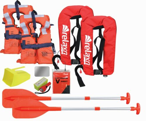 Boating Safety Equipment Boat Safety Kit Marine Safety Gear Kit Adult Auto