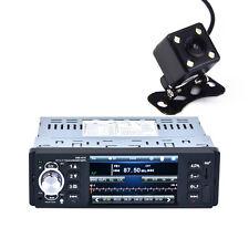 4019B DC 12V 1DIN Car MP5 Player Bluetooth Touch Screen Stereo Radio + HD Camera
