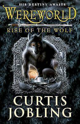1 of 1 - Wereworld: Rise of the Wolf [Paperback], Curtis Jobling(), Used; Good Book