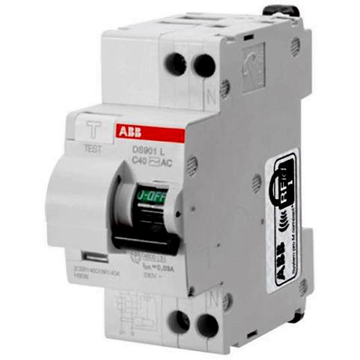 Interruttore magnetotermico differenziale AC 2P 13A 30ma 4,5KA EATON 111608