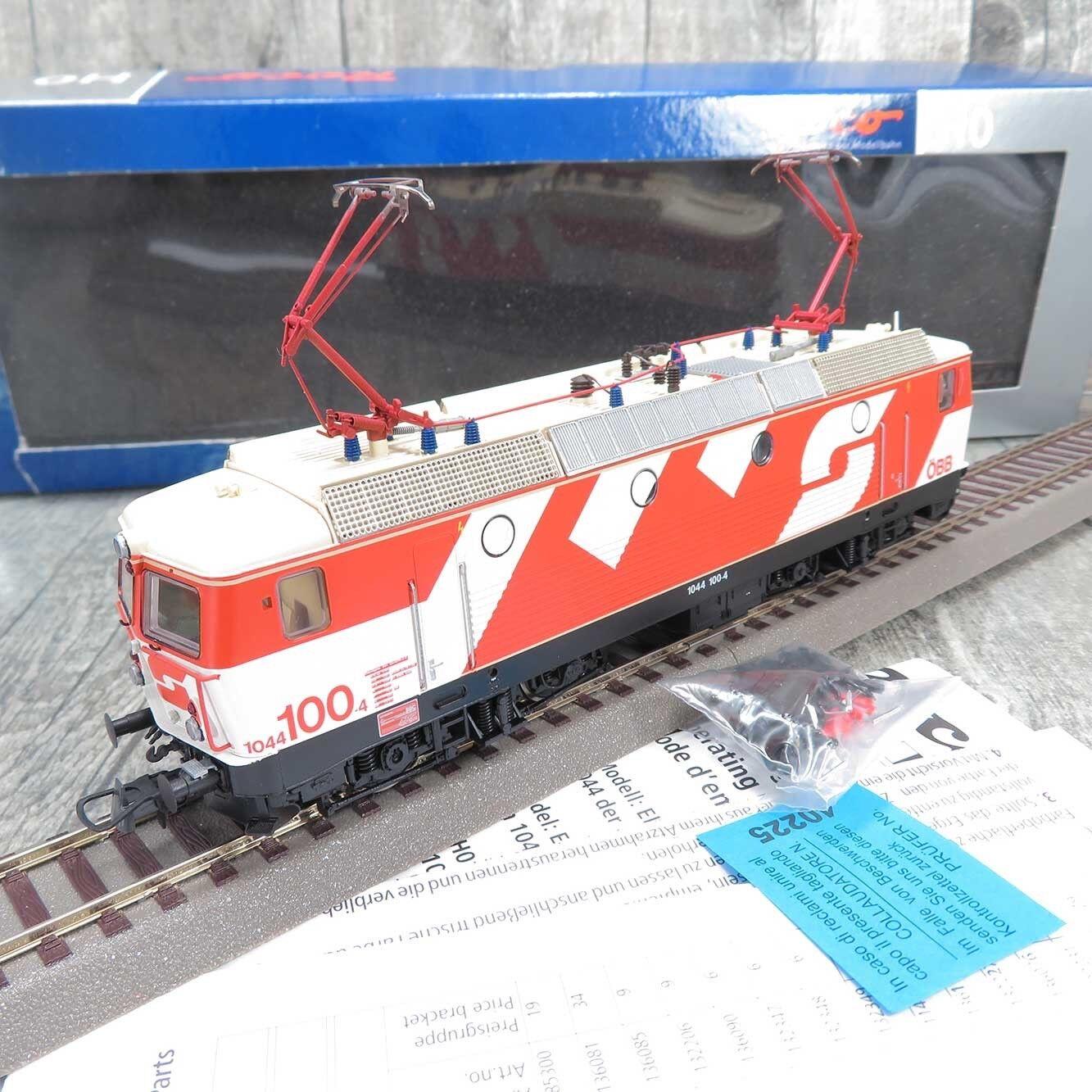 ROCO 72430 72430 72430 - HO - ÖBB - E-Lok 1044 100-4 - mit DSS - OVP -  B20946 3a70a5