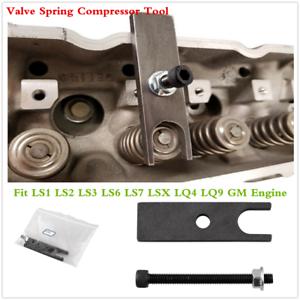Compresor-De-Resorte-De-Valvula-Kit-de-herramienta-Fit-LS1-LS2-LS3-LS6-LS7-LSX-LQ4-LQ9-GM-Motor
