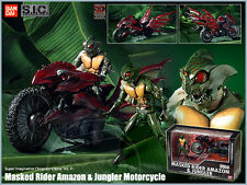 BANDAI S.I.C SIC Vol.21 Kamen Masked Rider Amazon & Jungler Figure MISB