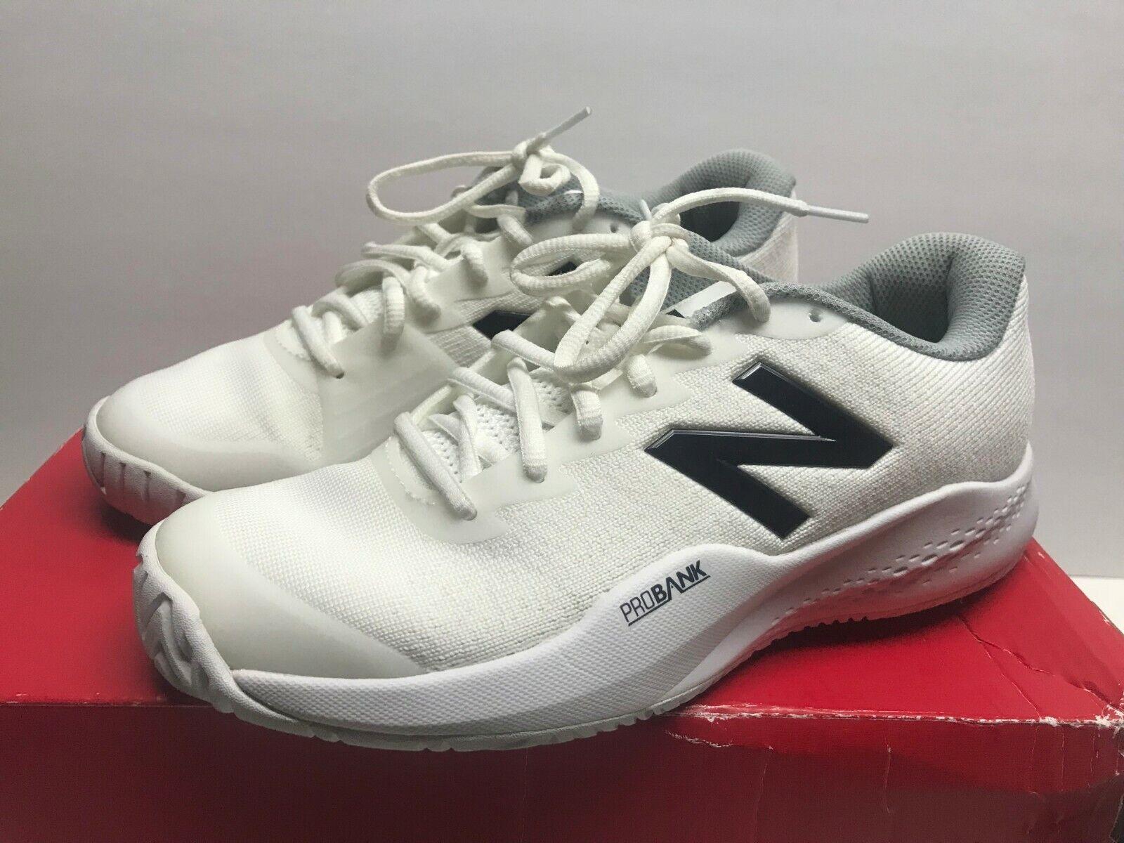 New Balance de mujer 7 996 v3 Hard Court Zapato De Tenis blancoo