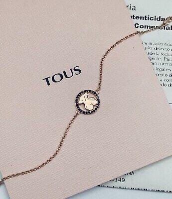 812401750 Original Brand New TOUS Vermeil Super Power Bracelet