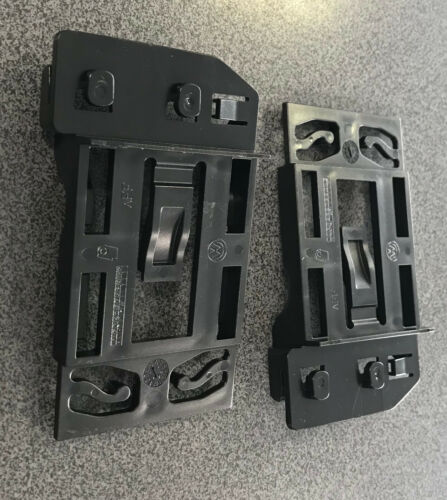 Sprinter headlight trim clips left and right 2E0853733 2E0853734 Details about  /VW Crafter