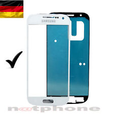 Samsung Galaxy S4 Mini GT-I9195 LCD Display Glas TouchScreen Weiß White ORIGINAL