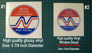 VINTAGE-STYLE-SCCA-NATIONAL-CHAMPIONSHIP-ROAD-RACING-VINYL-DECAL-STICKER