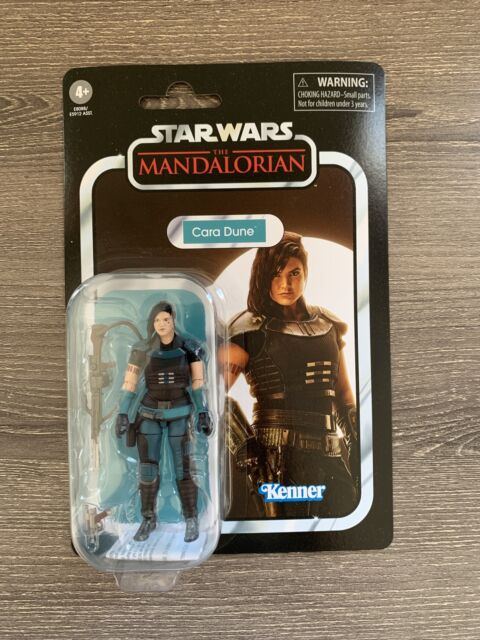 "Star Wars Cara Dune Vintage Collection 3.75"" VC164 Action Figure Mandalorian"