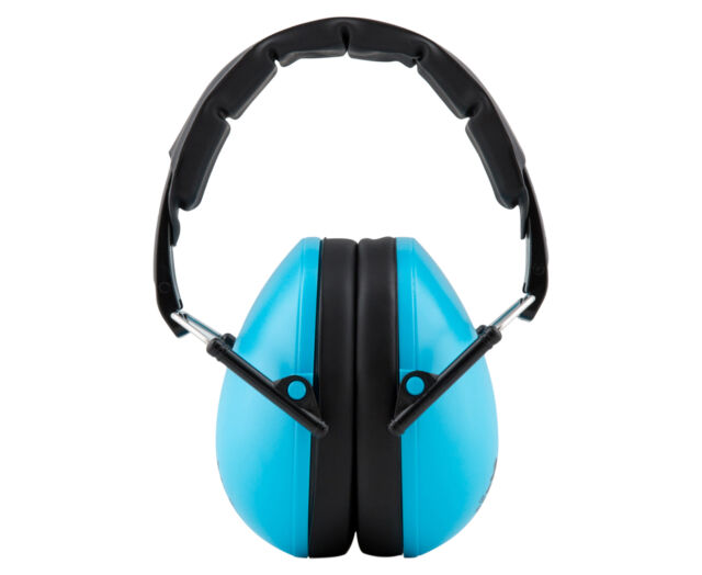 Baby Banz Children's Protective Earmuffs 2-10 years - Blue