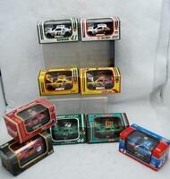 Lot Of 9 Revell 1997-98 Assorted Stock Cars 1:64