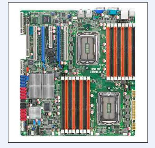Asus KGPE-D16 Server AMD SR5690 G34 LGA-1944 Motherboard