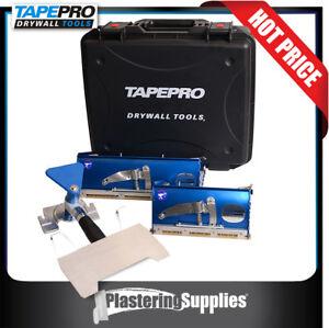TapePro-Finishing-Flat-Box-Kit-2x-Blue2-Boxes-Recess-Plate-Shorty-Handle-BK-2