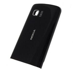 COOL-GRIGIO-SCURO-Batteria-Back-Cover-per-Nokia-C5-03-Originale-Parte