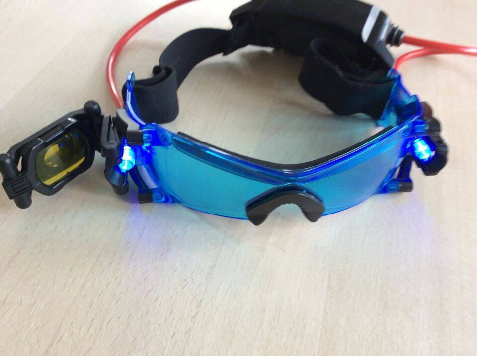 Andet legetøj, Spy gear Night vision