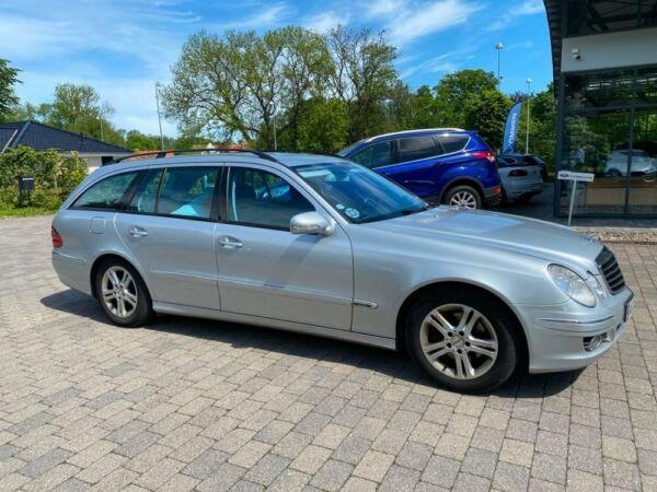 Mercedes E220 2,2 CDi Avantgarde stc. aut. - billede 1