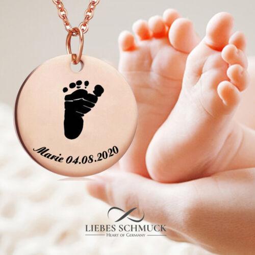 GRAVUR BABY FUß
