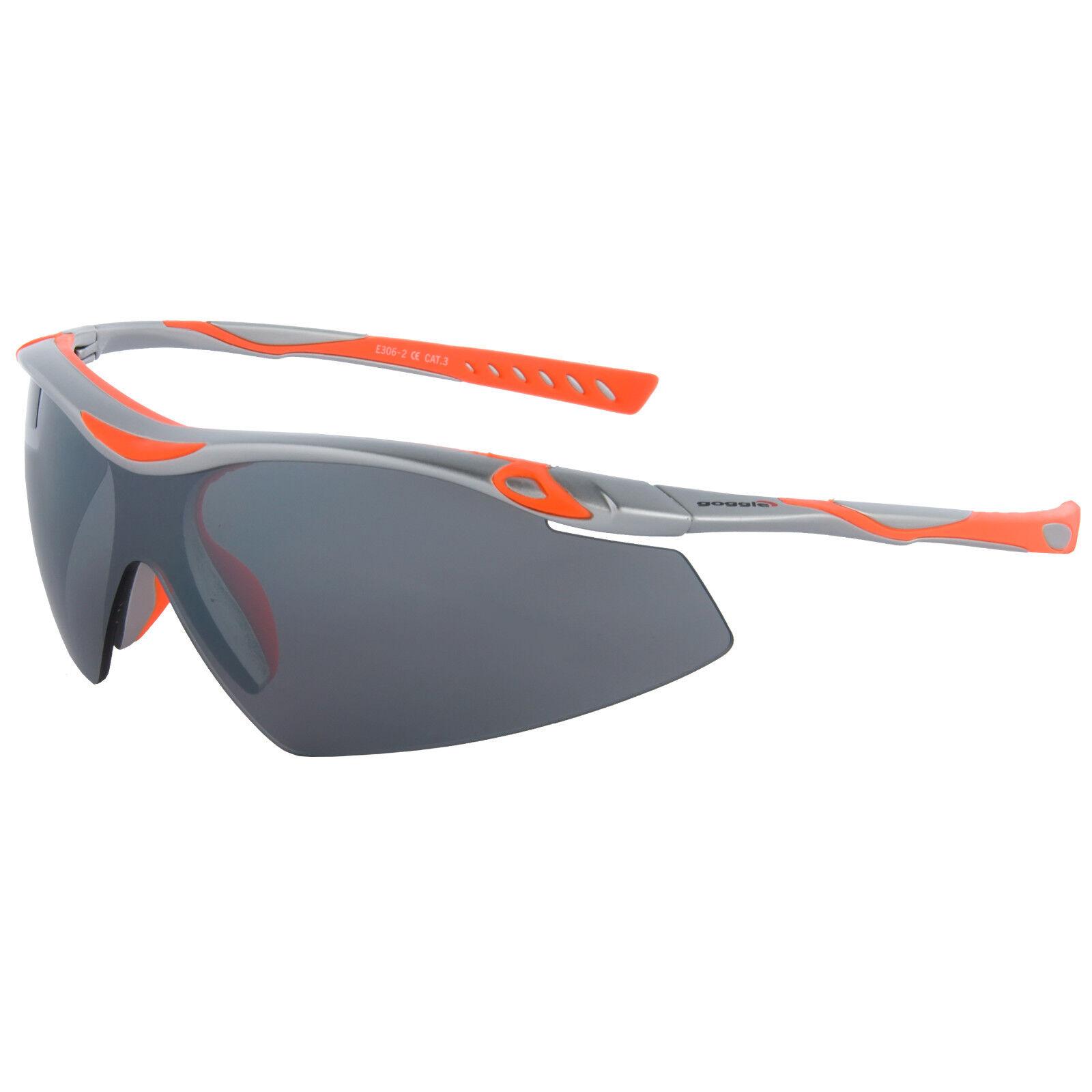 Radbrille Fahrrad Sportbrille + Wechselgläser