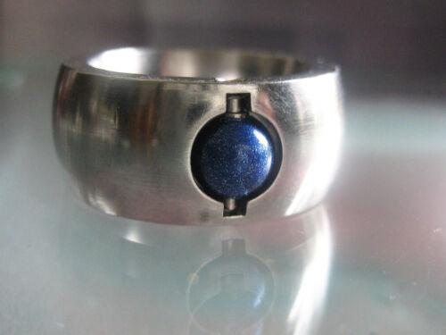 compatible con Charlotte 21 anillo #01 Perle-azul