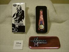 2008 AVON DISNEY HANNAH MONTANA WATCH WITH CHARM DANGLE / NEW / FREE SHIPPING