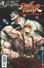Street Fighter Wrestlepalooza #1 Cover a Udon Comics 1st Print 2019 UNREAD NM