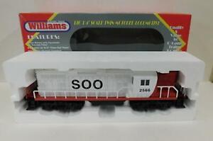 WILLIAMS GP9-116 SOO LINE GP9 POWER UNIT