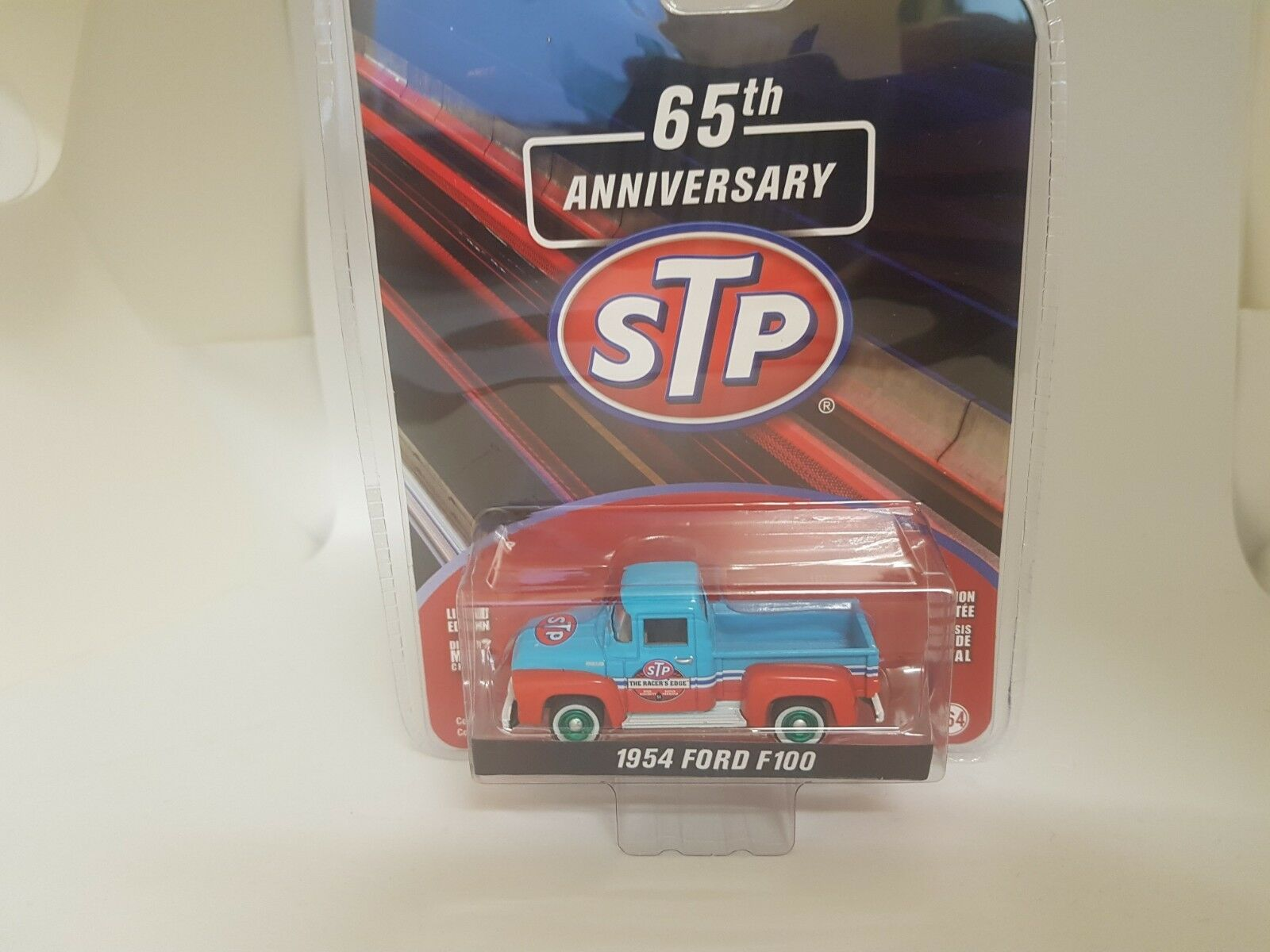 STP 1:64th f100 chase car