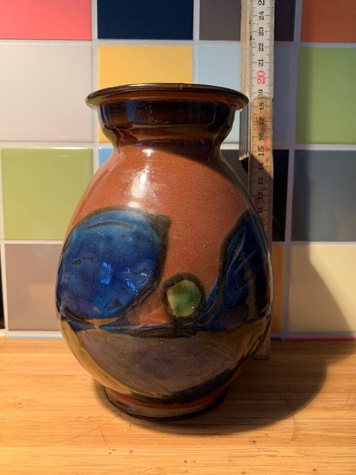 Vase, Kähler vase, JAK Kähler vase
