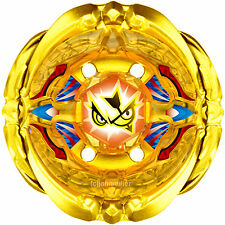 Special Edition GOLD Flash Sagittario WBBA Beyblade - USA SELLER! FREE SHIPPING!