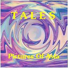 TALES Pictures of Asia CD French Electronic/Ambient w/ Jean-Luc Herve Berthelot
