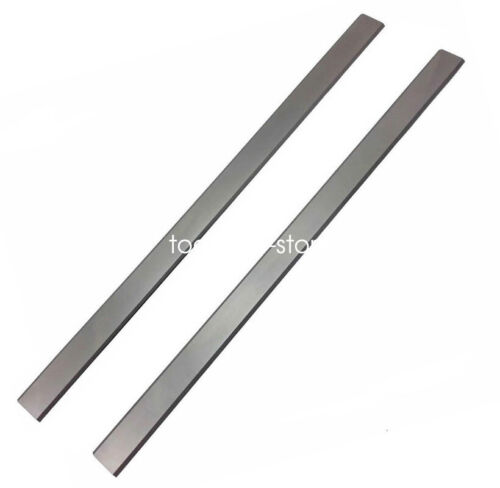 12-Inch HSS Portable Planers Knives Fits 22-547 for Delta 22-540 Tp300-2PCS