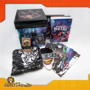 Notti Oscure di Batman Metal Box Edizione Limitata da collezione dei Lacuna Coil