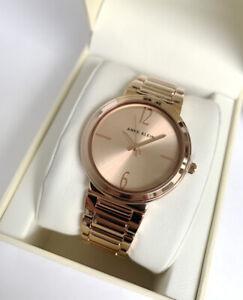 Anne Klein Watch * 3168RGRG Rose Gold Steel for Women COD PayPal Ivanandsophia