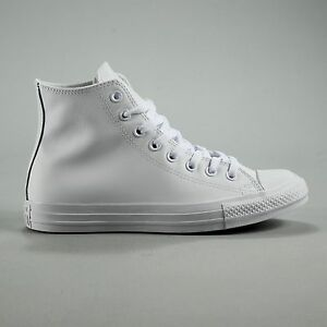 bae3b6e85779 Image is loading Converse-All-Star-Hi-Leather-Trainers-Brand-New-