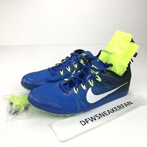 best website 622c2 f23d4 Image is loading Nike-Zoom-Rival-D-9-Track-Shoes-Men-