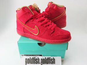 best loved c723d ab6ff Image is loading DS-NIKE-DUNK-HIGH-PREMIUM-SB-313171-667-