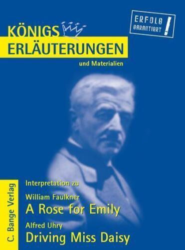 1 von 1 - A Rose for Emily von William Faulkner & Driving Miss Daisy von Alfred Uhry.