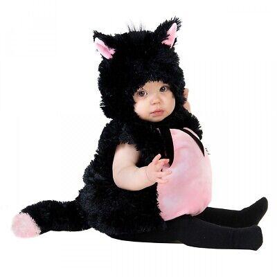 Cute Kitten Infant Costume Kitten Costume for Girls and Boys Child Cat Costume Plush Child Kitten Costume