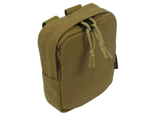 Pouch Case molle pals small PAINTBALL airsoft bag army coyote brown Waterproof