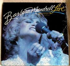 Barbara Mandrell Live 1981 MCA Records # MCA-5243 NASHVILLE COUNTRY Sealed LP