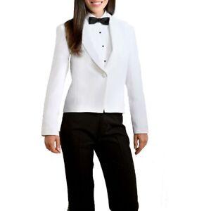 Neil Allyn Men/'s One Button Polyester Eton Tuxedo Jacket