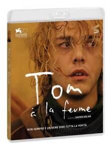 Tom-A-La-Ferme-Di-Xavier-Dolan-Blu-Ray-Nuovo-Sigillato