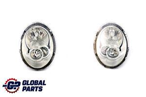 BMW-Mini-Cooper-R50-R52-R53-Headlight-Headlamp-Lamp-Front-Left-Right-N-O-S-Set