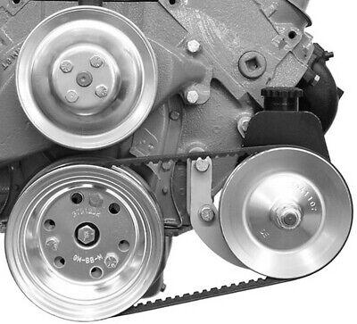 Flowtech 10041FLT Chrome Power Steering Pump Bracket