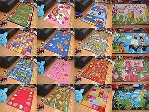 Childrens-Large-Girls-Boys-Bedroom-Playroom-Floor-Mat-Carpets-Kids-Play-Fun-Rugs